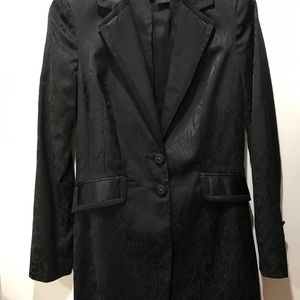Beautiful Black Jacket by Bisou Bisou size small